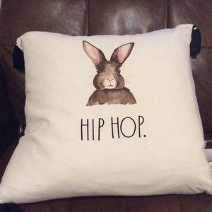 Rae Dunn Easter Pillow
